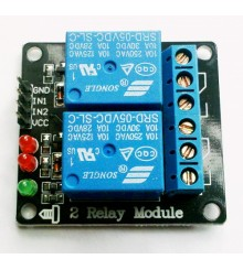 2 Channel 2 way 5V Relay Module For Arduino PIC ARM DSP AVR