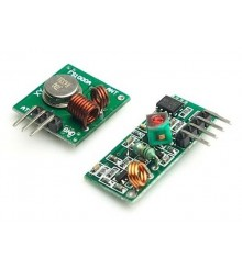 433Mhz RF wireless transmitter and receiver kit for Arduino ARM MCU WL