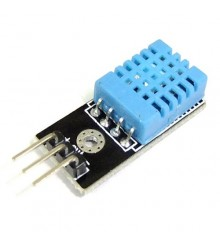 Arduino Digital Humidity Temperature Sensor DHT11
