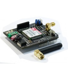 Arduino SIM900 GSM GPRS Shield Expansion Board with 4 Frequency Antenna