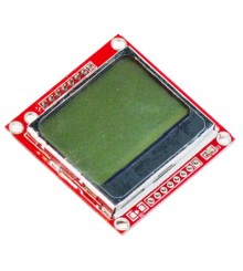 Nokia 5110 LCD for GSM GPRS Expansion Board