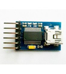 USB To Serial UARL Interface Module USB To 232 Download Cable FT232RL For Arduino
