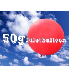 50g Pilot Balloon 50g Ceiling Balloon 50g Weather Balloon