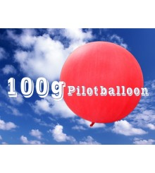 100g Pilot Balloon 100g Ceiling Balloon 100g Weather Balloon