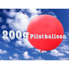 200g Pilot Balloon 200g Ceiling Balloon 200g Weather Balloon