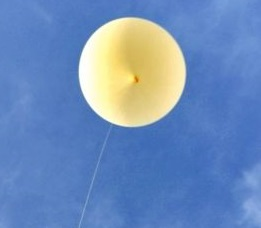 pilot-balloon-ceiling-balloon-wind-cloud-balloon-meteorological-station