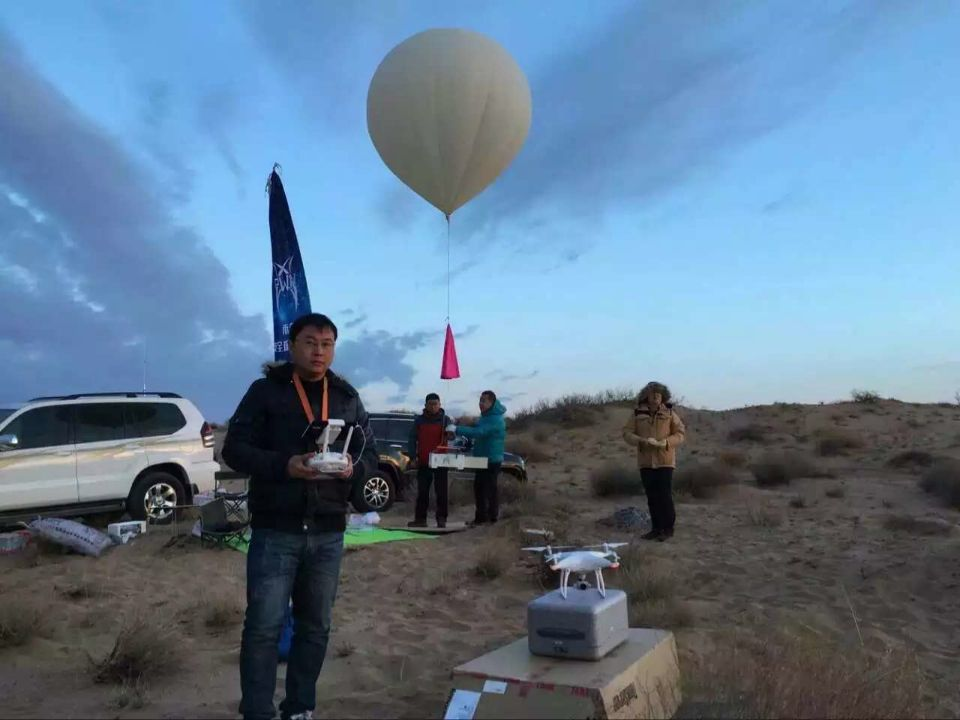using-remote-controlled-aircraft-to-make-pictures-weather-balloon
